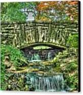 Cheekwood Bridge Canvas Print
