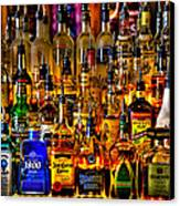 Cheers - Alcohol Galore Canvas Print