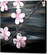 Cherry Blossom  Canvas Print by Mark Moore