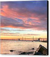 Chesapeake Mornings  Canvas Print by JC Findley