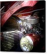 Chevrolet Master Deluxe 1939 Canvas Print by Tom Mc Nemar