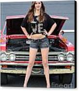 Chic Chevelle Canvas Print