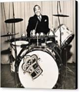 Chick Webb (1909-1939) Canvas Print by Granger