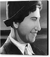 Chico Marx Canvas Print by Peggy Dreher