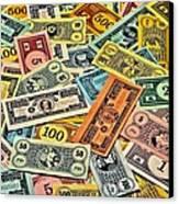 Childhood Wealth Canvas Print