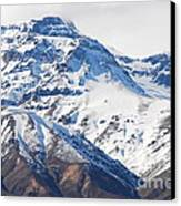 Chilean Andes Canvas Print by Susan Hernandez