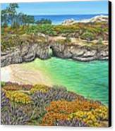 China Cove Paradise Canvas Print