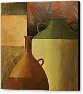 Chinese Urn 1 Canvas Print