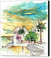 Chipiona Spain 04 Canvas Print