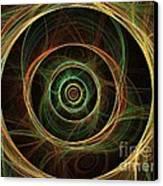Chirality Canvas Print by Kim Sy Ok
