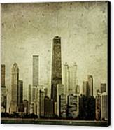 Chitown Canvas Print