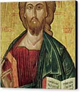 Christ Pantocrator Canvas Print