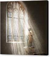 Christian - Heavenly Father Canvas Print by Mike Savad