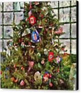Christmas - An American Christmas Canvas Print