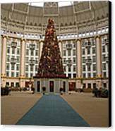 Christmas At West Baden Canvas Print