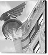 Chrysler Building 4 Canvas Print by Mike McGlothlen