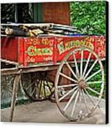 Cigar Wagon Canvas Print by Marty Koch
