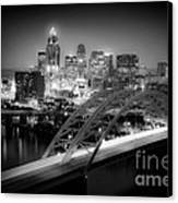 Cincinnati A New Perspective Canvas Print