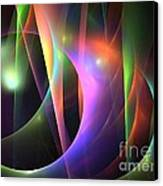 Circumference Canvas Print by Kim Sy Ok