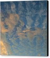 Cirrocumulus Morning Canvas Print