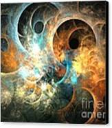Cirrostratus Canvas Print by Kim Sy Ok