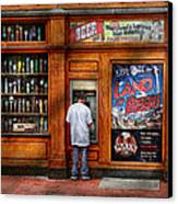 City - Baltimore Md - Explore The Land Of Beer  Canvas Print