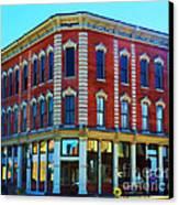 City - Hannibal Missouri - Mark Twain- Luther Fine Art Canvas Print