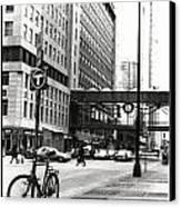 City Life Canvas Print by Kip Krause