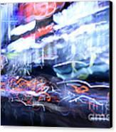 City Motion 6092 Canvas Print by Igor Kislev