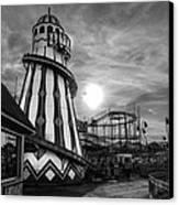 Clacton Pier  Canvas Print