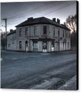Clarendon Arms Hotel Tasmania Canvas Print by Ian  Ramsay