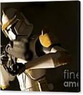 Clone Trooper 1 Canvas Print