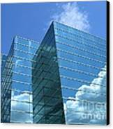 Cloud Mirror Canvas Print