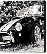 Cobra Sports Car Canvas Print by Phil 'motography' Clark