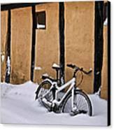 Cold Storage Canvas Print