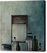 Collection Canvas Print by Priska Wettstein