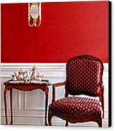 Colonial Style Canvas Print by Olivier Le Queinec