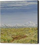 Colorado Eastern Plains Canvas Print
