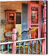 Colors Of Metamora 1 Canvas Print