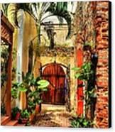 Colors Of Saint Thomas 1 Canvas Print