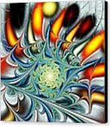 Colors Of The Spirit Canvas Print by Anastasiya Malakhova