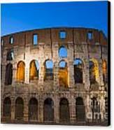 Colosseum  Canvas Print by Mats Silvan
