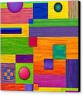 Combination Canvas Print