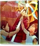 Come Unto Me 1966 Canvas Print