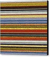 Comfortable Stripes Vll Canvas Print