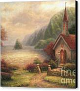Compassion Chapel Canvas Print