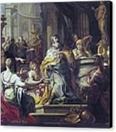 Conca, Sebastiano 1680-1764. The Canvas Print by Everett