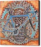 Condor Baracchi Canvas Print by Mark Howard Jones