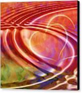 Connexion Canvas Print by Ann Croon