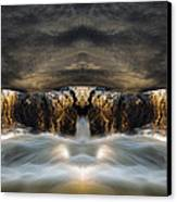 Convergence  Canvas Print by Bob Orsillo